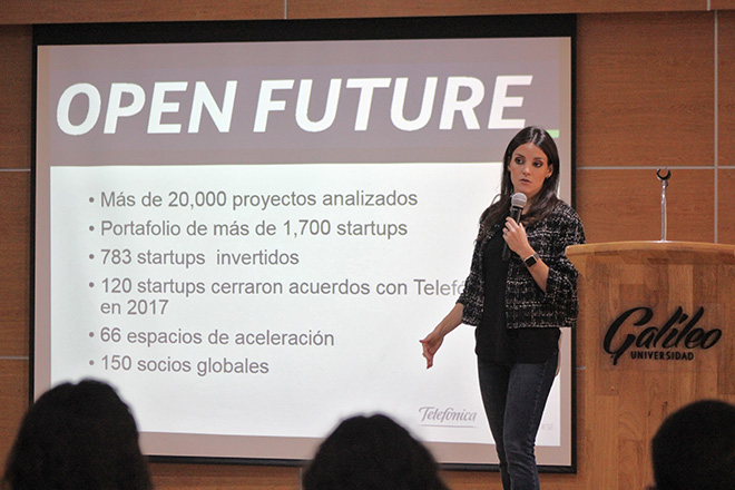 Imagen: Telefónica Open Future, apoyará proyectos de emprendimiento de base
