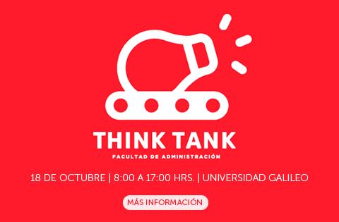 Imagen: Think Tank 2018 - spot