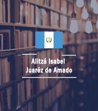Imagen: Alitzá Isabel Juaréz de Amado