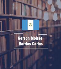 Imagen: Gerson Moisés Barrios Carias