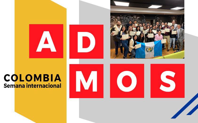 Semana Internacional: Colombia el nuevo destino para estudiantes de la Facultad de Administración