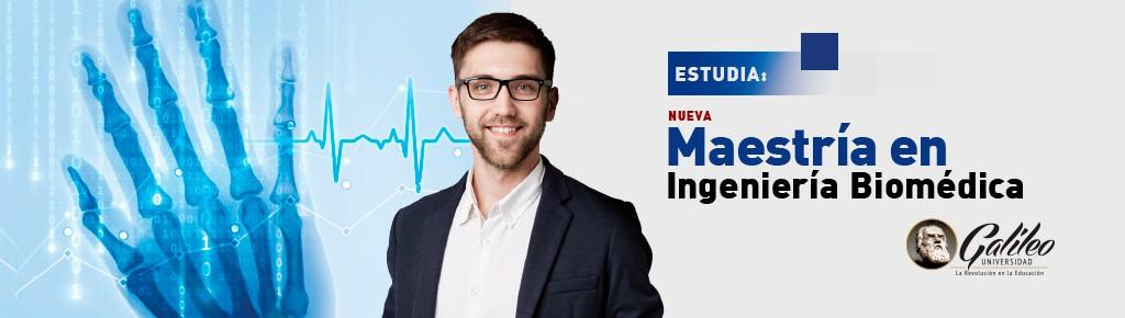 Maestría en Ingeniería Biomedica
