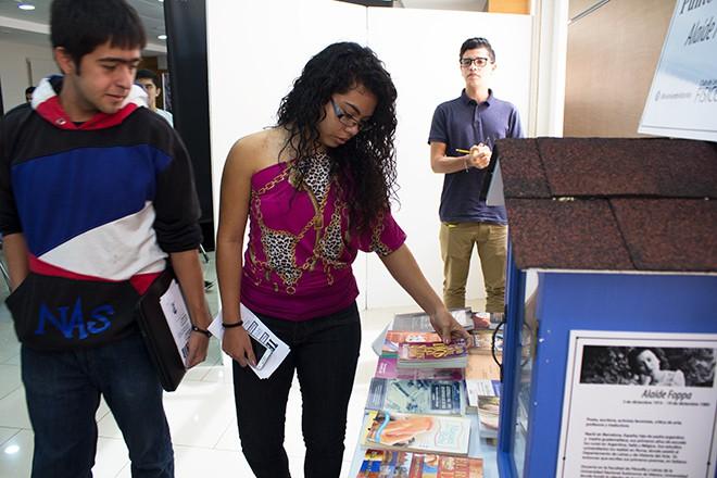 Imagen: Se inauguran en carreras de ingeniería el primer club de lectura