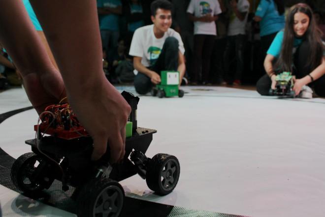 Imagen: Finaliza exitosa Competencia Nacional de Robótica BRC 3.0