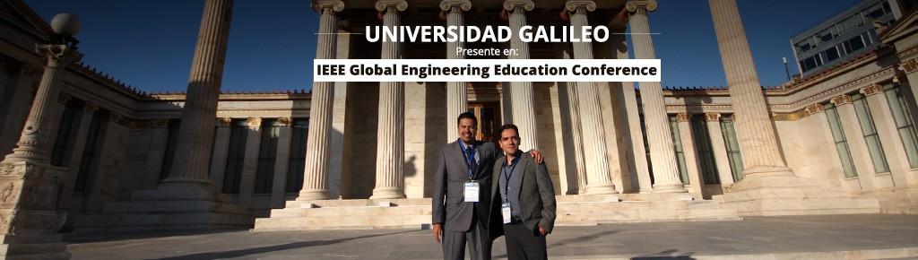 Imagen: U Galileo participa en Conferencia Mundial de Educación en Ingeniería