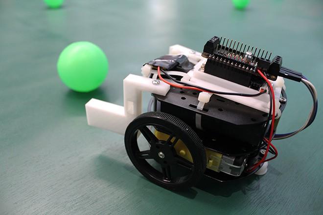 Imagen: Primer Encuentro Nacional de Robótica, busca promover ciencia y