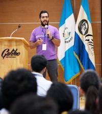 Imagen: F8 Meetup GT organizado por Universidad Galileo