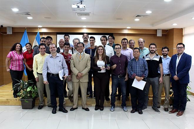 Imagen: U Galileo facilita taller de Gestión de proyectos a Comisión de