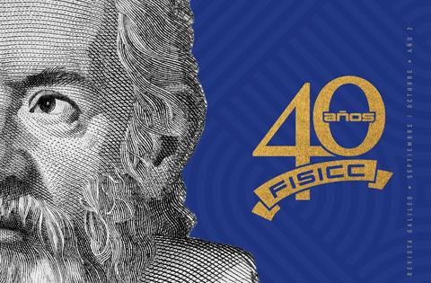 Imagen: Revista Galileo - 40 años FISICC
