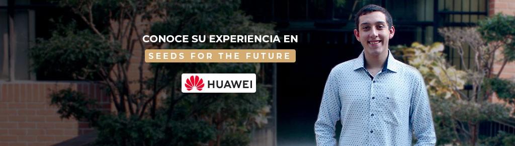 Imagen: Huawei lleva a estudiante de ingeniería a su sede central en Shenzhen-China