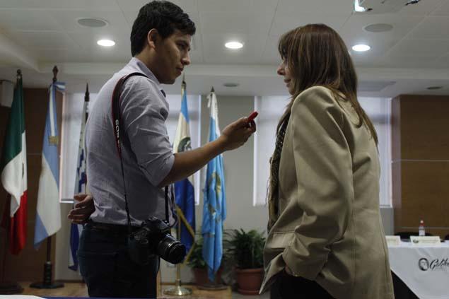 Imagen: Participación de ICF en el Congreso Internacional de Institutos de