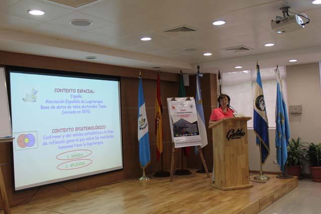 Imagen: 1ra. invitación Asociación Guatemalteca de Logoterapia