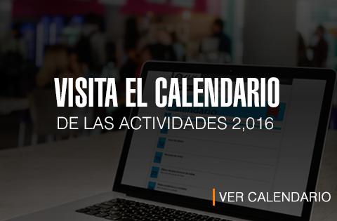 Imagen: Calendario 2016
