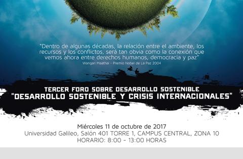 Imagen: Foro Desarrollo Sostenible