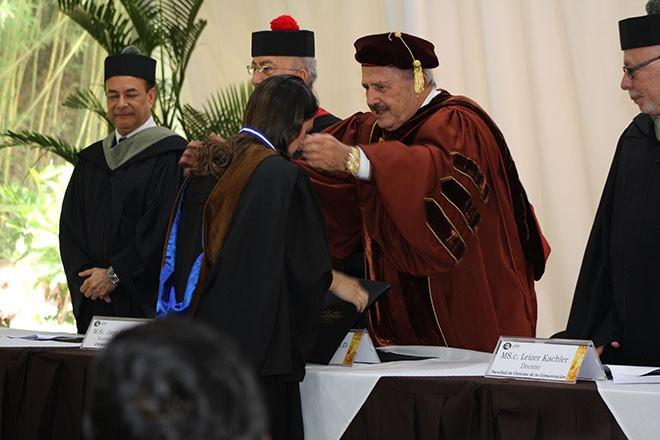 Imagen: Nuevos profesionales del Instituto de Estudios en Seguridad