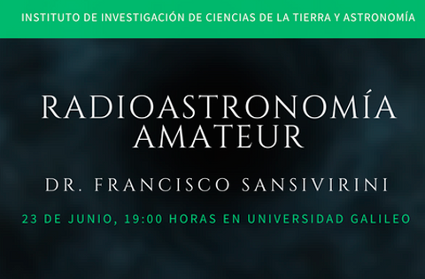 Imagen: Radioastronomía