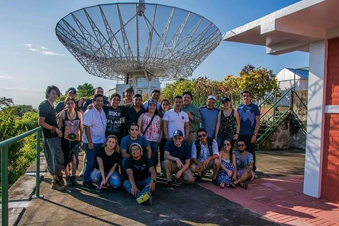 Imagen: Estudiantes de U Galileo conocen proyecto sobre Observatorio Astronómico