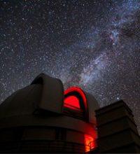 Imagen: Diplomado en Astronomía y Astrofísica Básica