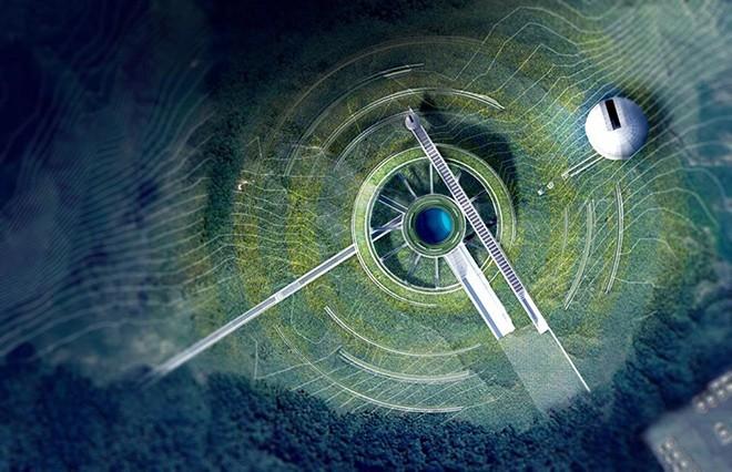 Imagen: Primer observatorio Astronómico para Guatemala