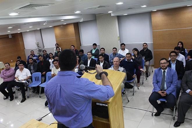 Imagen: Instituto de Investigación de Operaciones da bienvenida a estudiantes