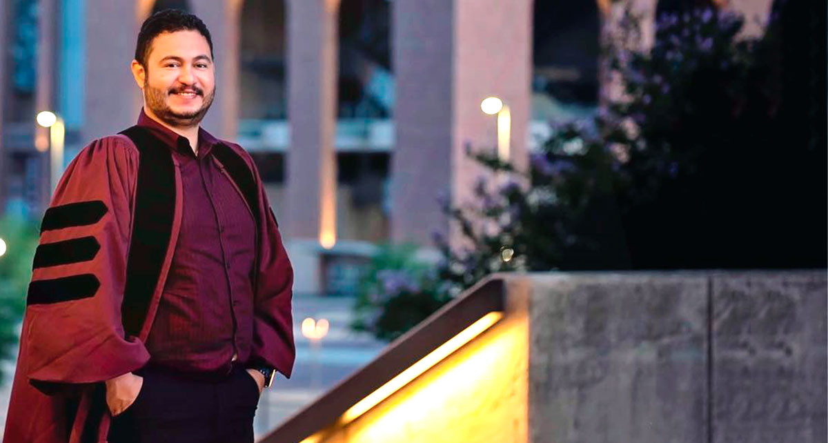 Imagen: Dr. José Ramírez: una destacada vida profesional al servicio de la academia