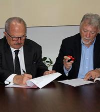 Imagen: U Galileo y U de Chilecito firman convenio de colaboración