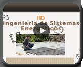 Ingeniería de Sistemas Energéticos