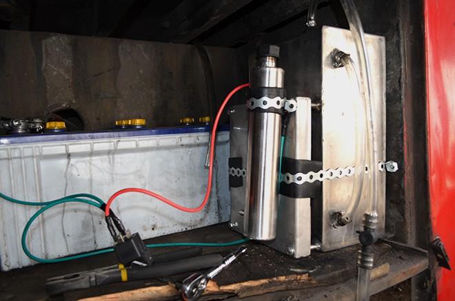 Imagen: Transportes públicos híbridos utilizan hidrógeno como combustible
