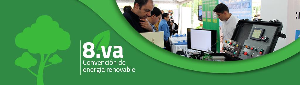 """Imagen: """"8va Convención de Energía Renovable y Eficiencia Energética"""""""