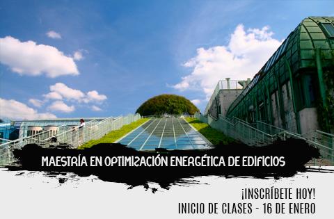 Imagen: Maestría en Optimización Energética de Edificios