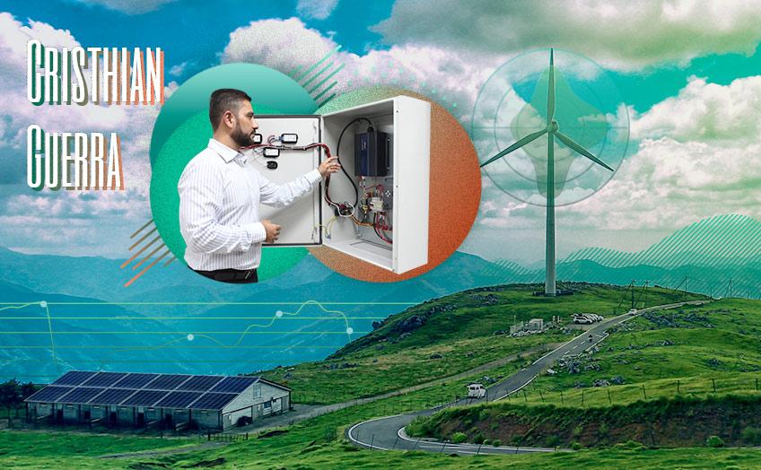 Un apasionado por los Recursos Energéticos que triunfa como empresario
