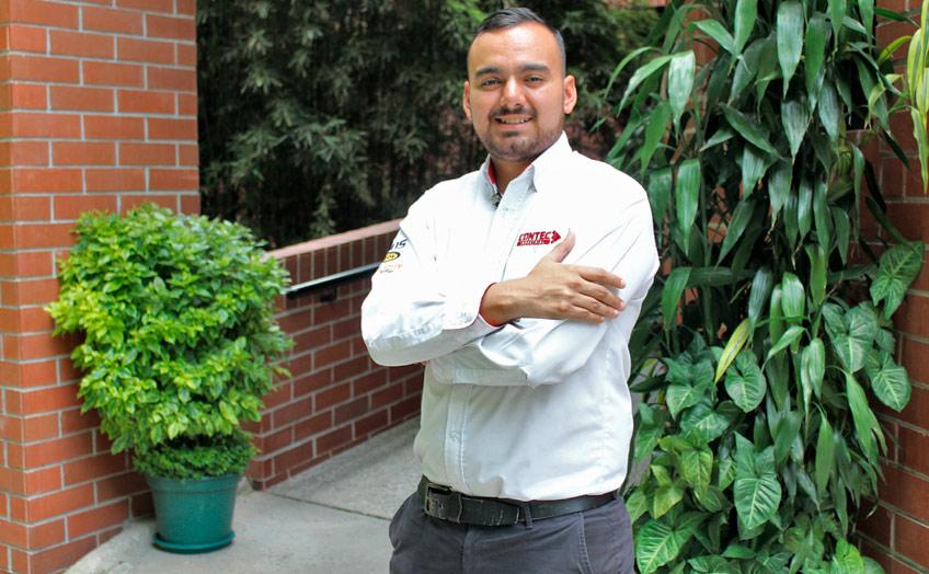 Javier López: Ingeniería en Sistemas Energéticos la carrera que respalda sus proyectos de éxito