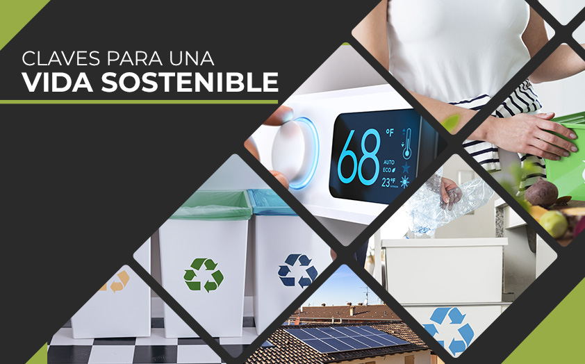 Claves para una vida sostenible