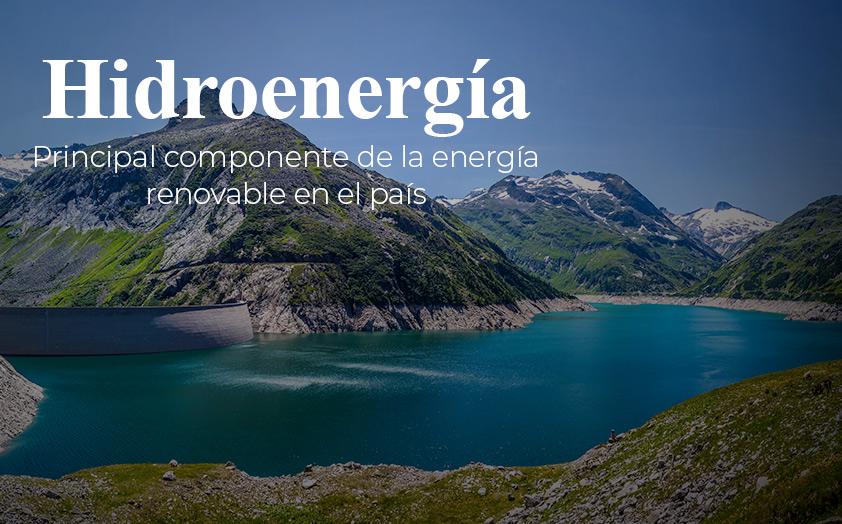 Hidroenergía una fuente de energía ambiental y progreso económico y profesional