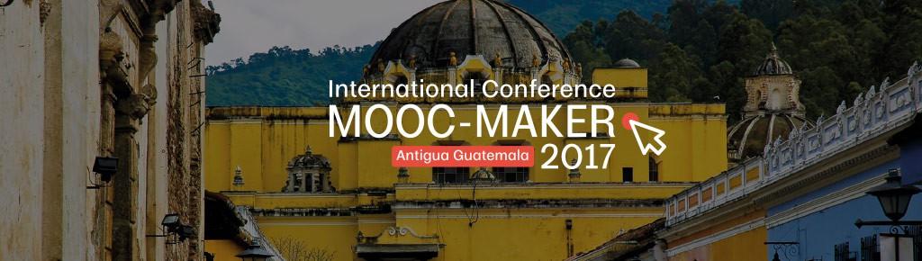 Imagen: Conferencia Internacional MOOC-MAKER 2017
