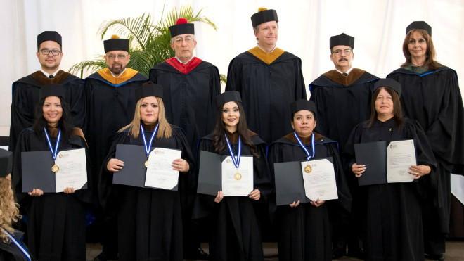 Imagen: Graduación de nuevos profesionales en Dirección y Producción de e-Learning