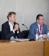 Imagen: Universidad Galileo participar en el MOOC-Maker Global Symposium