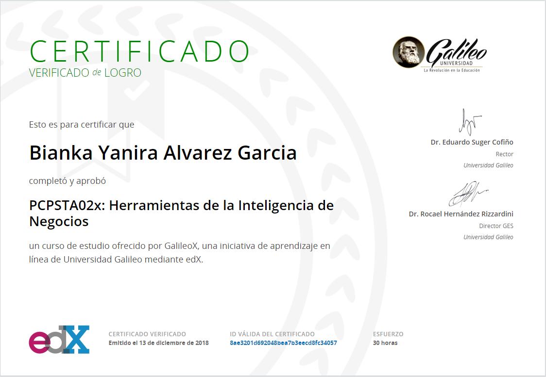 Certificado HIN