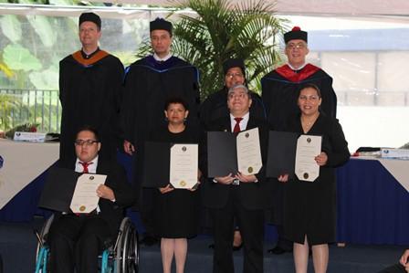 Imagen: Graduaciones Programa de Desarrollo Humano