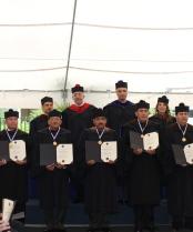 Graduaciones COSEDE