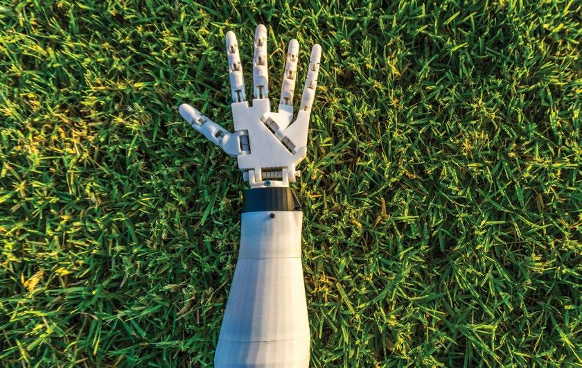 Galileo Hand