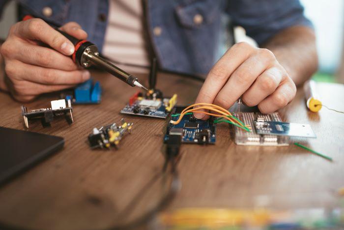 Ingeniero en electrónica