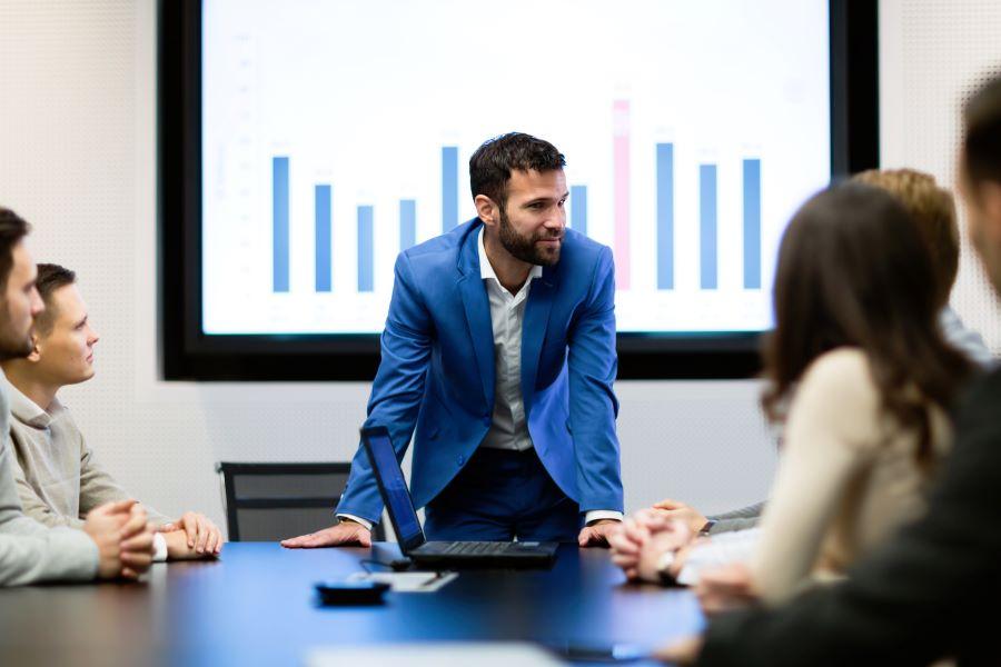 El liderazgo es un reto particular para un ingeniero industrial