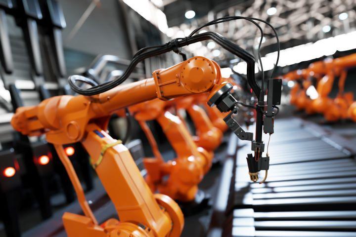 Revolución industrial robótica