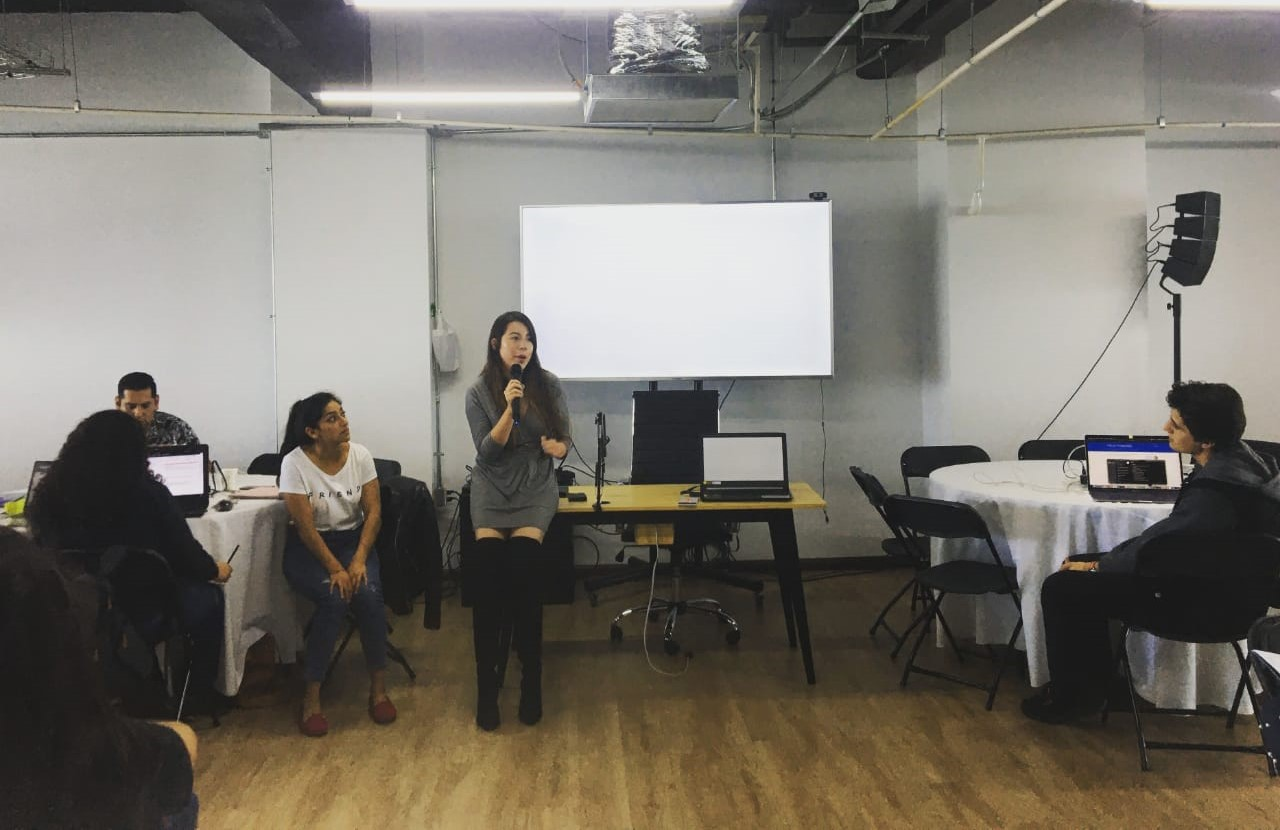 Google's IWD de Women Techmakers