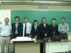 Estudiantes de Ingeniería de Electrónica FISICC