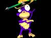 mono-vaquero