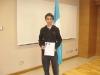 Estudiantes Distinguidos FISICC 2010