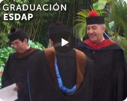 Graduacion ESDAP | Universidad Galileo