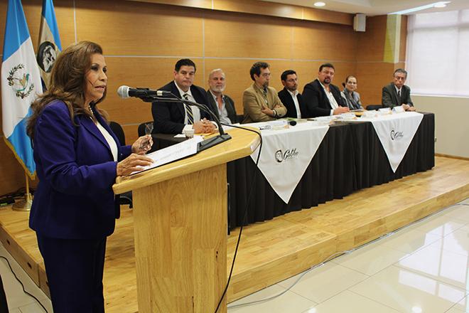 Imagen: 1er. Foro de Desarrollo Sostenible en Guatemala
